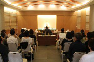 月例法要2017.5.8祭壇