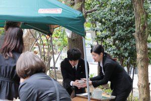 2019秋の供養大祭(動物供養塔お参り)02